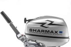 Sharmax. 30,00л.с., 2-тактный, бензиновый, нога S (381 мм), Год: 2017 год
