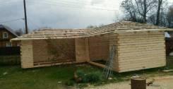 Строительство бань , домов . В Алтайском крае , и республике Алтай.