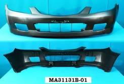 Бампер. Mazda Familia, BJ5P, BVEY11, BJ3P, BJEP, BVZNY12, BVENY11, BVFY11, BVY12, BJFP, BVGY11, BBVY11, BVHNY11 Двигатели: ZL, YD22DD, B3ME, ZLVE, RF...