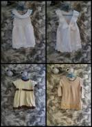 Платья. Рост: 80-86, 86-92 см