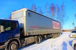 Schmitz. Шторный полуприцеп - 2012 год выпуска Без пробега по РФ, 39 000 кг.