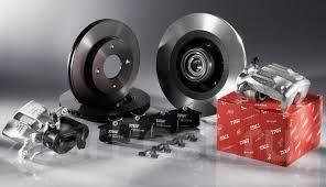 Диск тормозной. Toyota Avensis
