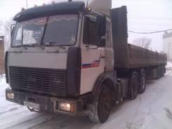 МАЗ 64229. МАЗ Супер 1997 г. С полуприцепом Crone 1997г., 2 500 куб. см., 3 000 кг.