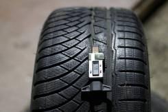 Michelin Pilot Alpin PA4. Зимние, без шипов, 2016 год, износ: 10%, 2 шт