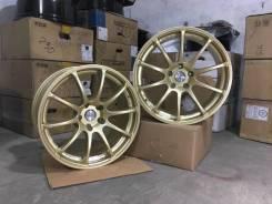 Advan Racing RS. 9.0/10.0x18, 5x114.30, ET25/25, ЦО 73,1мм.