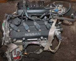 Двигатель в сборе. Nissan Wingroad, VENY11, VEY11, VFY11, VGY11, VHNY11, VY11, WFNY11, WFY11, WHNY11, WHY11, WPY11, WRY11 Nissan AD, VENY11, VEY11, VF...