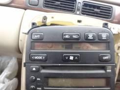 Блок управления климат-контролем. Toyota Soarer, UZZ31, JZZ31, JZZ30
