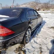 Лючок бензобака Mercedes-Benz S500L