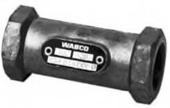 Клапан обратный !Pmax=18bar M22x1.5/M22x1.5 BPW, Iveco, MB WB434 014 0000_ Wabco 4340140000
