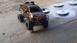 Toyota Tundra Off-Road ТОРГ!