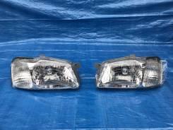 Фара. Hyundai Accent, LC, LC2 Двигатели: G4EA, G4EB, G4EK, G4ECG