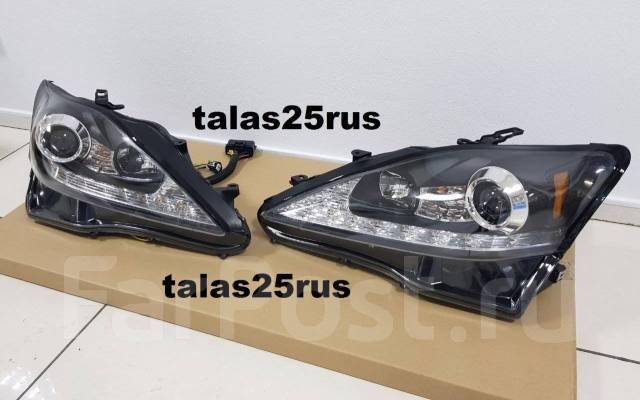 Фара. Lexus IS250, GSE25, GSE20 Lexus IS350, GSE26, GSE21 Двигатели: 4GRFSE, 2GRFSE