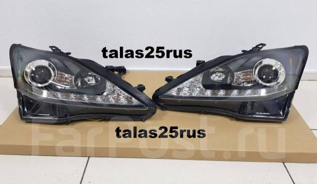 Фара. Lexus IS350, GSE26, GSE21 Lexus IS250, GSE25, GSE20 Двигатели: 2GRFSE, 4GRFSE