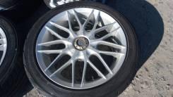 Bridgestone Erglanz. 8.0/9.0x17, 4x114.30, 5x114.30, ET35/35