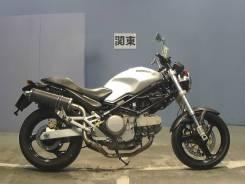 Ducati Monster. 400 куб. см., исправен, птс, без пробега