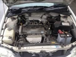 Двигатель в сборе. Toyota Caldina, AT211, AT211G Двигатель 7AFE