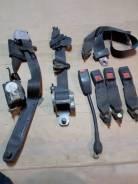 Ремень безопасности. Honda Integra, DA7 Двигатель ZC