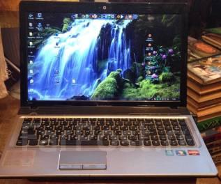 "Lenovo IdeaPad Z565. 15.6"", 2,0ГГц, ОЗУ 4096 Мб, диск 500 Гб, WiFi, Bluetooth"