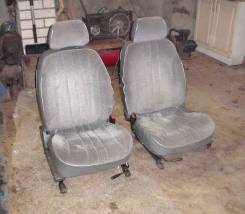 Сиденье. Chevrolet Lanos