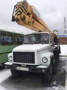 ГАЗ 3307. Автовышка ВС18.04 на шасси , 4 300 куб. см., 18 м.