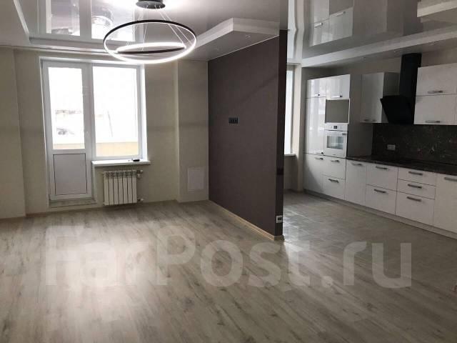3-комнатная, улица Черняховского 9. 64, 71 микрорайоны, частное лицо, 93 кв.м. Интерьер