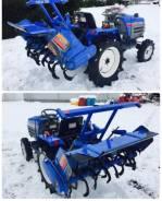 Iseki. Мини-трактор TM15 во Владивостоке. Под заказ