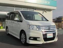 Honda Stepwagon. автомат, передний, 2.0, бензин, 43 000 тыс. км, б/п. Под заказ