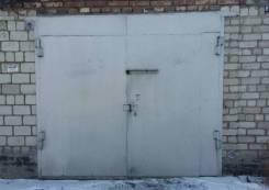 Гаражи кооперативные. улица Некрасова 3, р-н центр, 19 кв.м., электричество, подвал. Вид снаружи