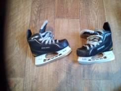 Продам коньки хоккейные детские. размер: 31, хоккейные коньки