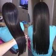 Ботокс для волос, нанопластика, кератиновое выпрямление