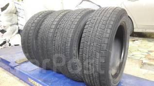 Dunlop DSX. Зимние, без шипов, 2007 год, износ: 50%, 4 шт