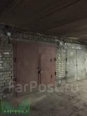 Гаражи капитальные. улица Толстого 41в, р-н Толстого (Буссе), 24кв.м., электричество, подвал. Вид снаружи