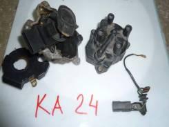 Крышка трамблера. Nissan Bassara, JU30 Nissan R'nessa, PNN30 Nissan Presage, U30 Двигатель KA24DE
