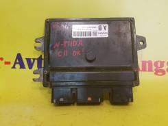 Блок управления двс. Nissan Tiida Latio, SC11 Nissan Tiida, C11, C11X Двигатель HR15DE