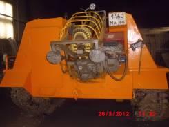 ХТЗ ТГМ-126. Гусеничный тягач, 14 860 куб. см., 1 000 кг., 10 200,00кг.
