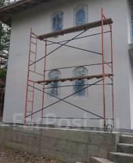 Покраска фасадов(жидкая теплоизоляция, антикор, резина, гидрофобизация)