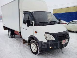 ГАЗ ГАЗель Бизнес. Продаётся Газель автофургон, 2 890 куб. см., 1 500 кг.