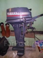 Yamaha. 9,90л.с., 2-тактный, бензиновый, нога L (508 мм), Год: 2002 год