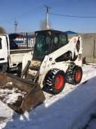 Аренда погрузчика Bobcat S250 в Улан-Удэ от 1300 руб/час!