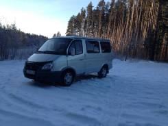 ГАЗ 2217 Баргузин. Продам ГАЗ Соболь 2217, 2 500 куб. см., 7 мест