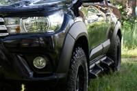 Расширитель крыла. Toyota Hilux