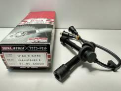Высоковольтные провода. Suzuki: Jimny, Cultus, Esteem, Every, Carry Truck, Cultus Crescent, Escudo Двигатель G16A