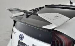 Спойлер. Toyota Prius, ZVW30L, ZVW30 Двигатель 2ZRFXE