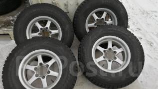 Продам колёса Terano /SURF/Prado/Pajero/Safari/Bighorn/и другие. 8.0x16 6x139.70 ET5 ЦО 110,0мм.