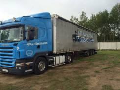 Scania R420. Скания, 13 000 куб. см., 20 000 кг.