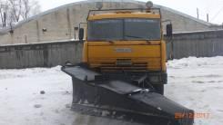 Камаз. со скоростным отвалом, 10 500 куб. см., 11 000 кг.