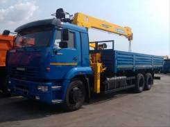 Услуги Манипулятор на базе Камаз (до 10 тонн)