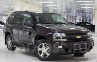 Chevrolet TrailBlazer. автомат, 4wd, 4.2 (295 л.с.), бензин, 116 тыс. км. Под заказ