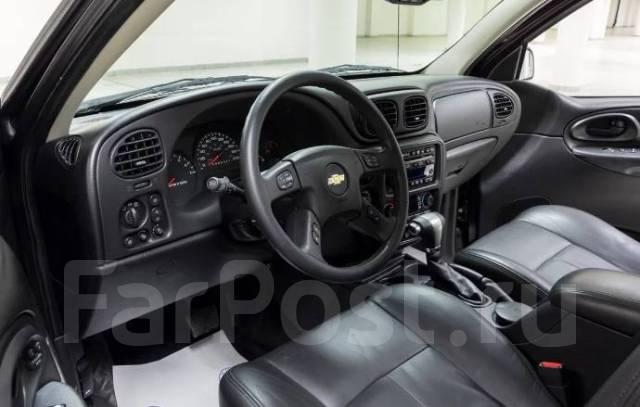 Chevrolet TrailBlazer. автомат, 4wd, 4.2 (295л.с.), бензин, 116тыс. км. Под заказ