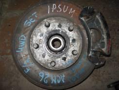 Ступица. Toyota Ipsum, ACM26, ACM26W Toyota Isis, ZGM15G, ANM15G, ZGM15, ZGM15W, ANM15, ANM15W Toyota Voxy, ZRR75W, ZRR75, AZR65G, ZRR75G, AZR65 Toyot...